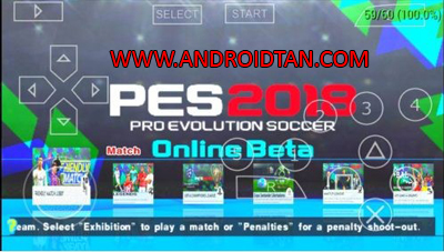 Download PES Army 2018 PSP ISO + Save Data Update Mod Texture by Angga Priatna Terbaru 2017