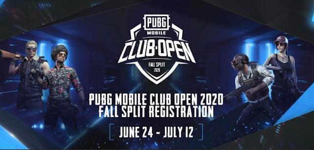 PUBG Mobile: PMCO Fall Split 2020'ye nasıl kayıt olunur?