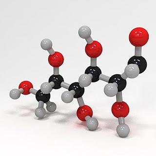 الصيغة الكيميائية للجلوكوز
