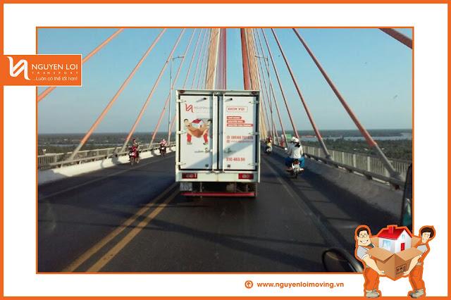 Thuê xe tải chuyển văn phòng