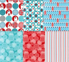 Brr! for Robert Kaufman Fabrics | Shipping June 2012
