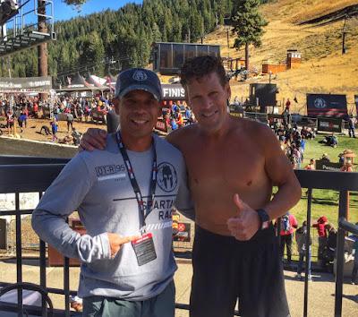 Spartan Race World Championship 2016, Tahoe Spartan Beast 2016, Dean Karnazas Spartan Beast, ocrtube