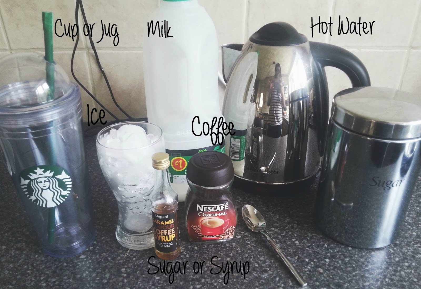 Quick & Easy Iced Coffee