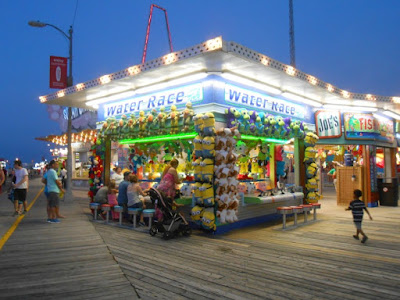 Morey's Piers & Beachfront Water Parks in Wildwood, New Jersey