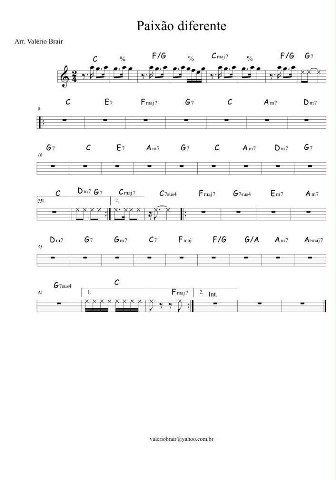partitura, reisdanoite, samba, pagode