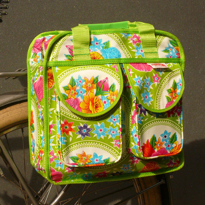 London Cycle Chic: Feeling The Flower Power With New Range