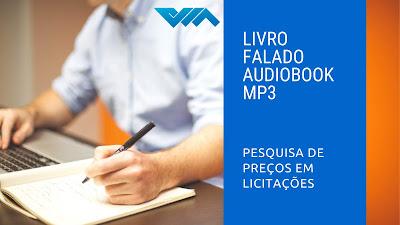 Audiobook Pesquisa de Preços Casos Práticos