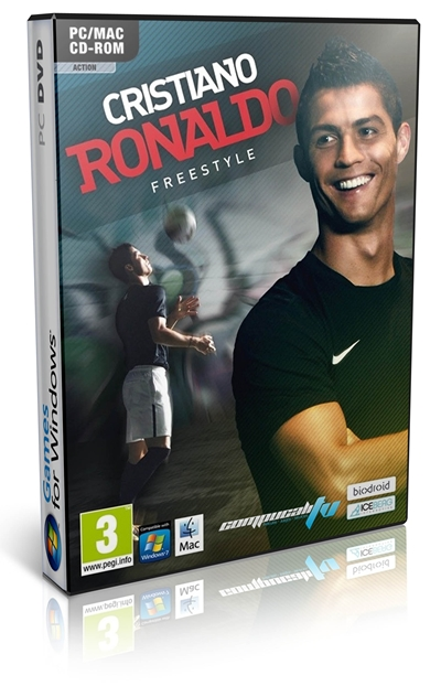 Cristiano Ronaldo Freestyle Soccer PC Full Descargar 1 Link 2012