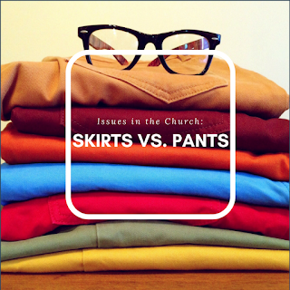 Skirts Vs. Pants