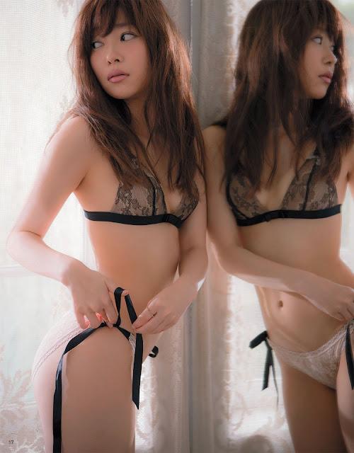 Rino Sashihara 指原莉乃 anan August 2016 Pictures 02