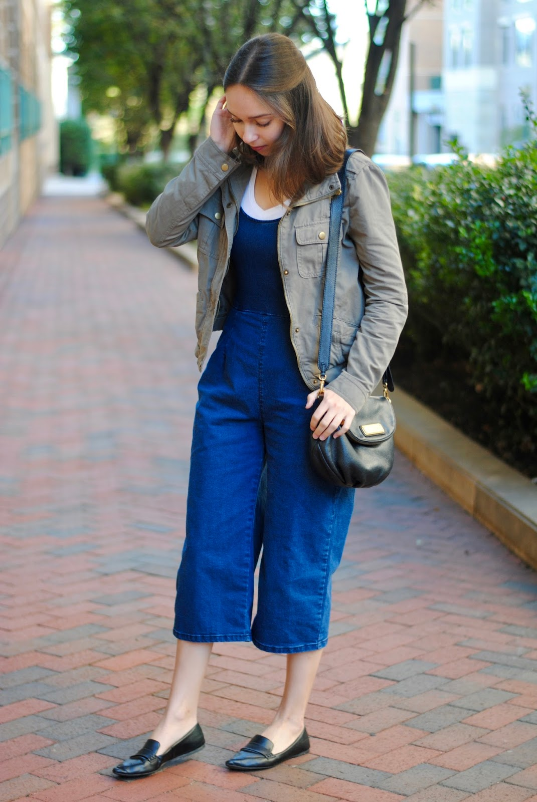 how to style overalls