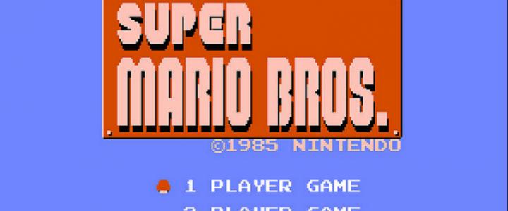 La canción de Super Mario Bros tiene letra y nadie lo sabía