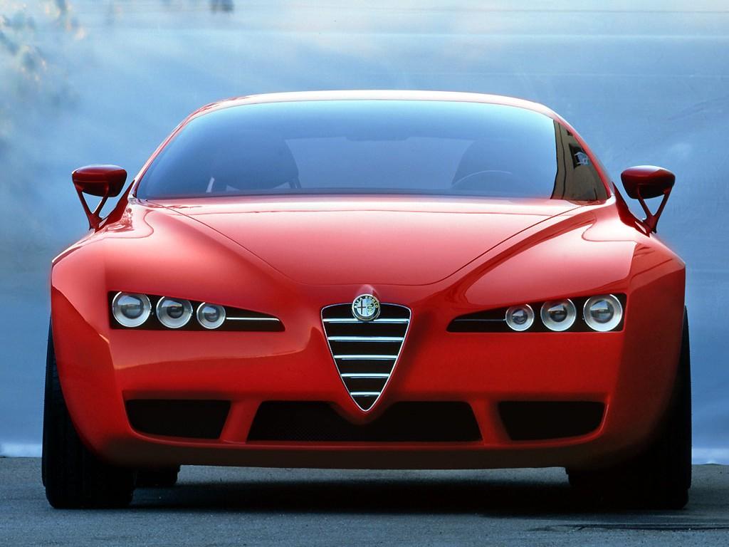 international fast cars alfa romeo brera. Black Bedroom Furniture Sets. Home Design Ideas