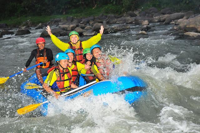 Arung Jeram Sungai Elo Magelang, Paket Arung Jeram Magelang