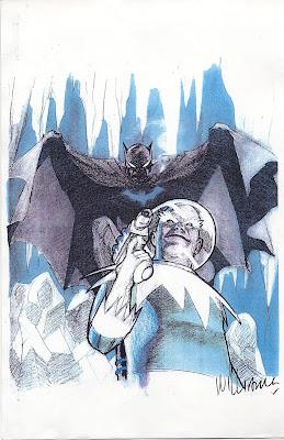 Batman – Zero (Nunca publicado)