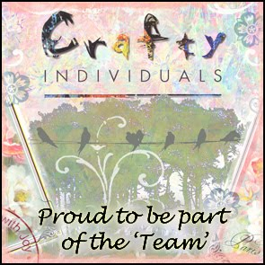 Proud to be part of the Design Team at Crafty Individuals
