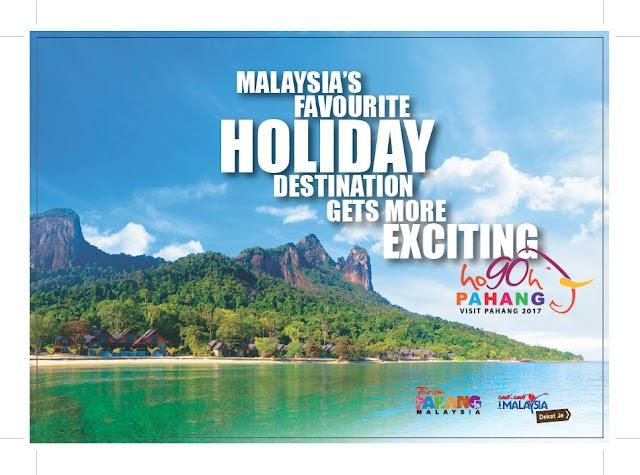 Pelancaran Promosi Visit Pahang 2017 | Hogoh Pahang!