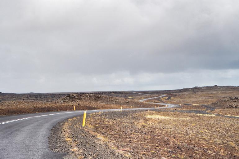 Road trip en Islande au milieu des paysages volcaniques de l'île