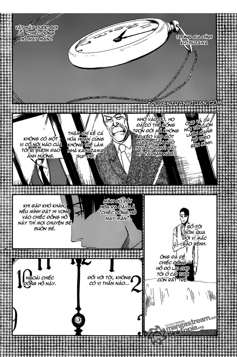 Bleach chapter 471 trang 4