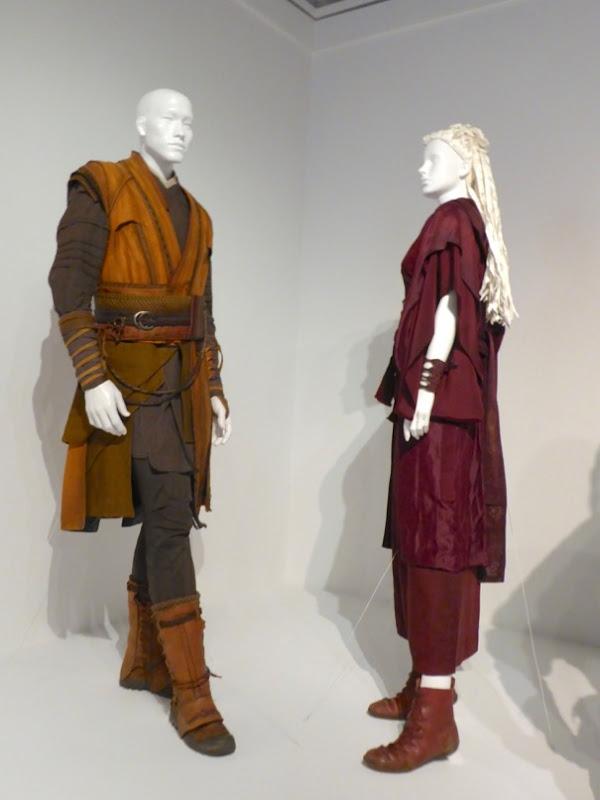 Doctor Strange Kaecilius Blonde Zealot film costumes