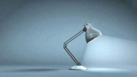 Create a Jumping Lamp Animation in C4D – Day 1