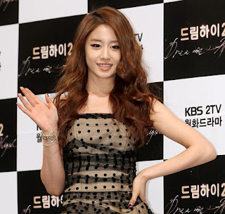T-ara's Jiyeon at the PressCon of 'Dream High 2'   T-ara World