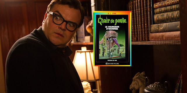 Jack Black dans Chair de poule, le film, de Rob Letterman (2016)