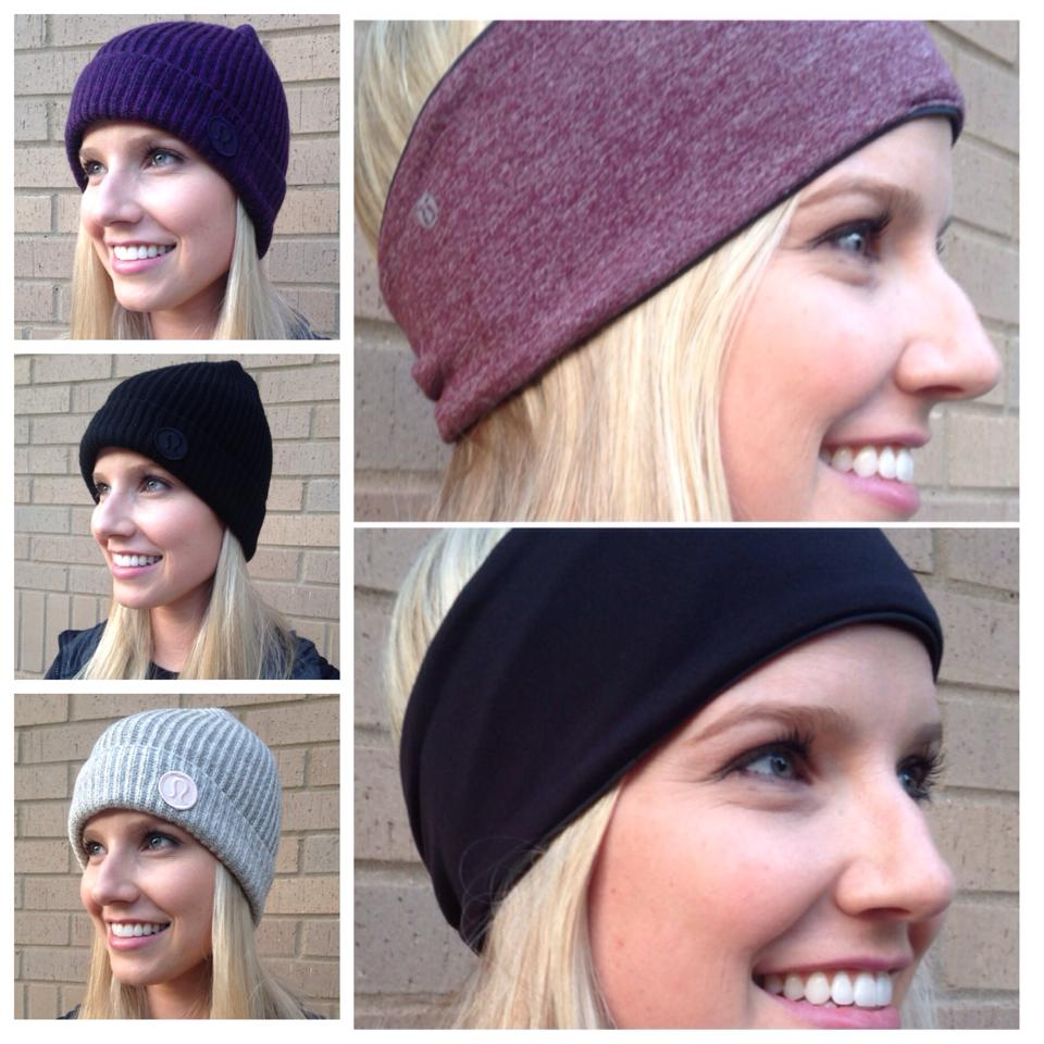 lululemon twisted bliass toque ear warmer