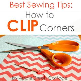 corner clipping