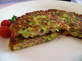 The best zucchini fritters