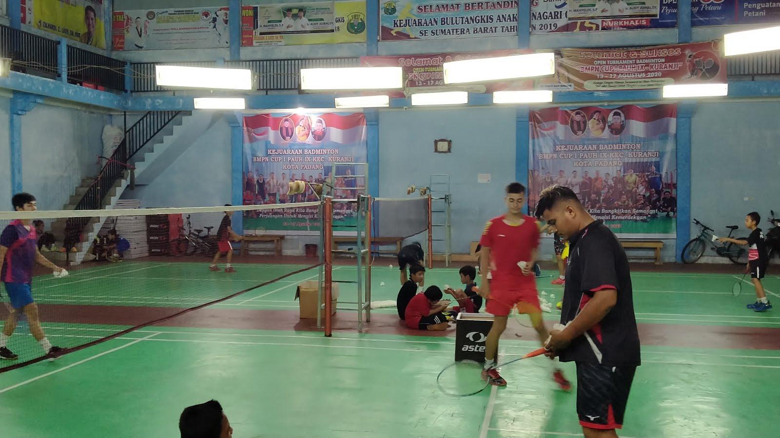 Lahirkan Bibit Pebulutangkis Handal, Mahmuda Badminton Club Terus Lakukan Pembinaan.