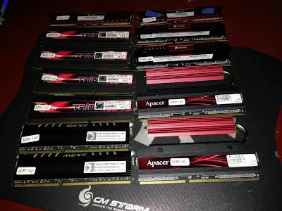 Harga RAM/Memory PC Komputer Dan Spesifikasi Terbaru