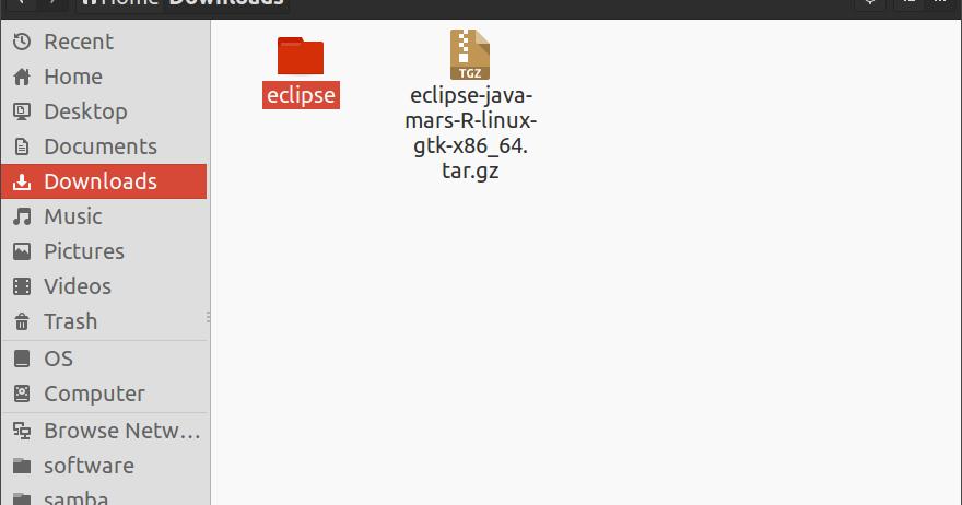 Difusal: How to install Eclipse Mars 4 5 on Ubuntu
