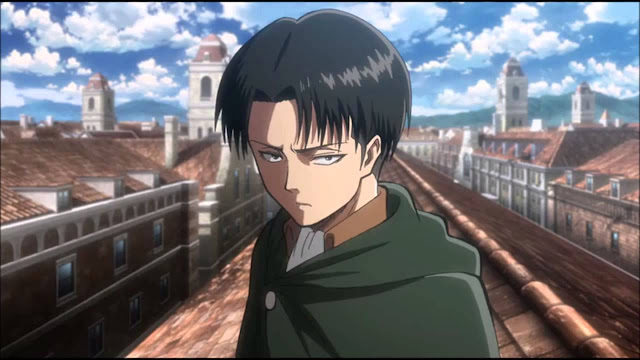 The Power of Levi's Ackerman Clan Not Rise?!
