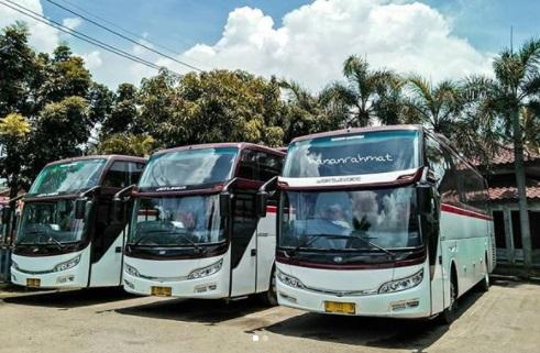Jadwal bus Jakarta Bandung