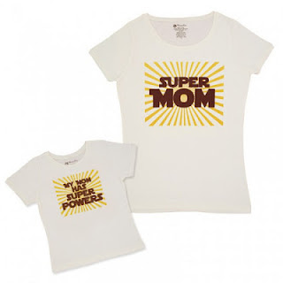 meNmommy Super Powers t-shirt
