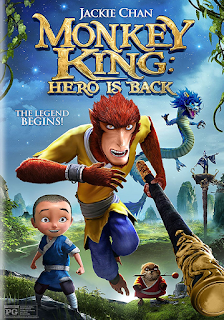 Monkey King: Hero is Back [2016] [DVD5] [Latino]
