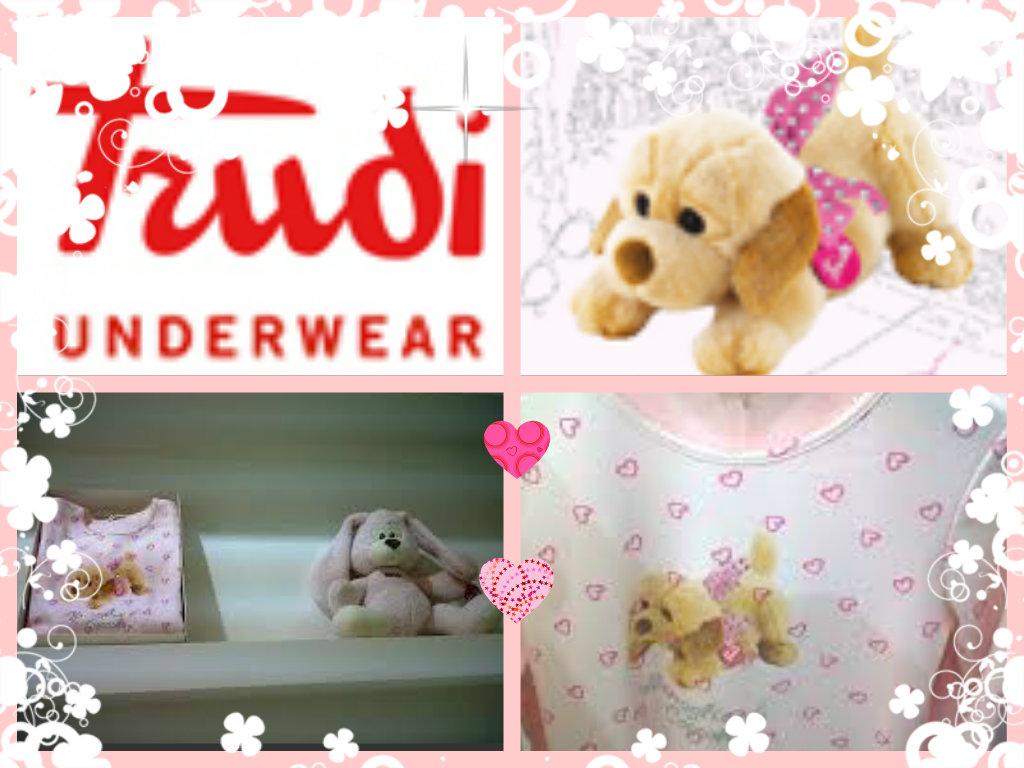 Trudi Underwear Coccole Infinite