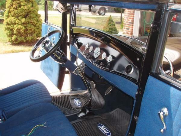 1931 Ford Model A Hatchback   Auto Restorationice