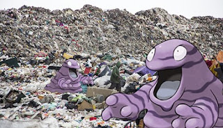 pokemon tipo veneno del juego pokemon go