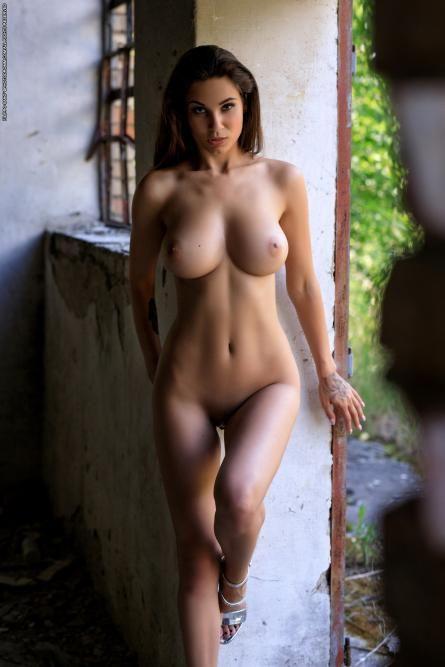 Love making on nude beach