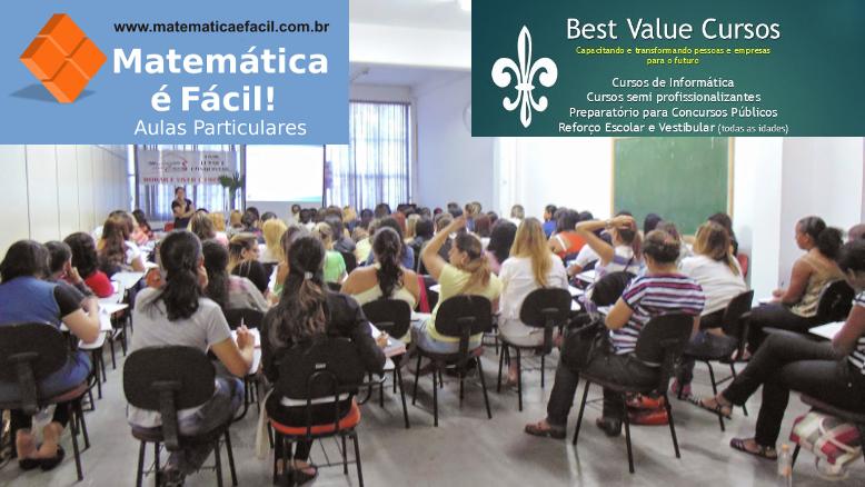 Curso Preparatório para Concursos Públicos em SP!