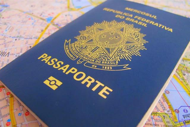 Passaporte - Argentina