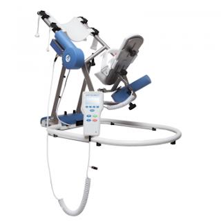 Аппарат для разработки голеностопного сустава