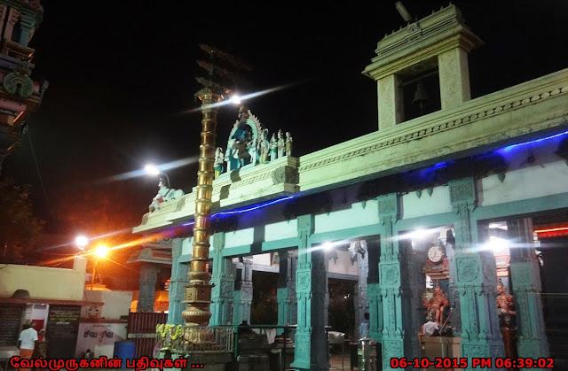 Chennai Anakaputhur Shiva Temple
