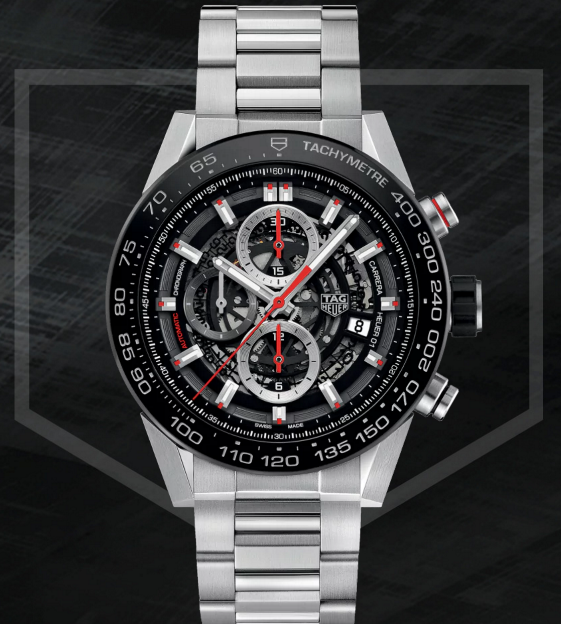 TAG Heuer 01
