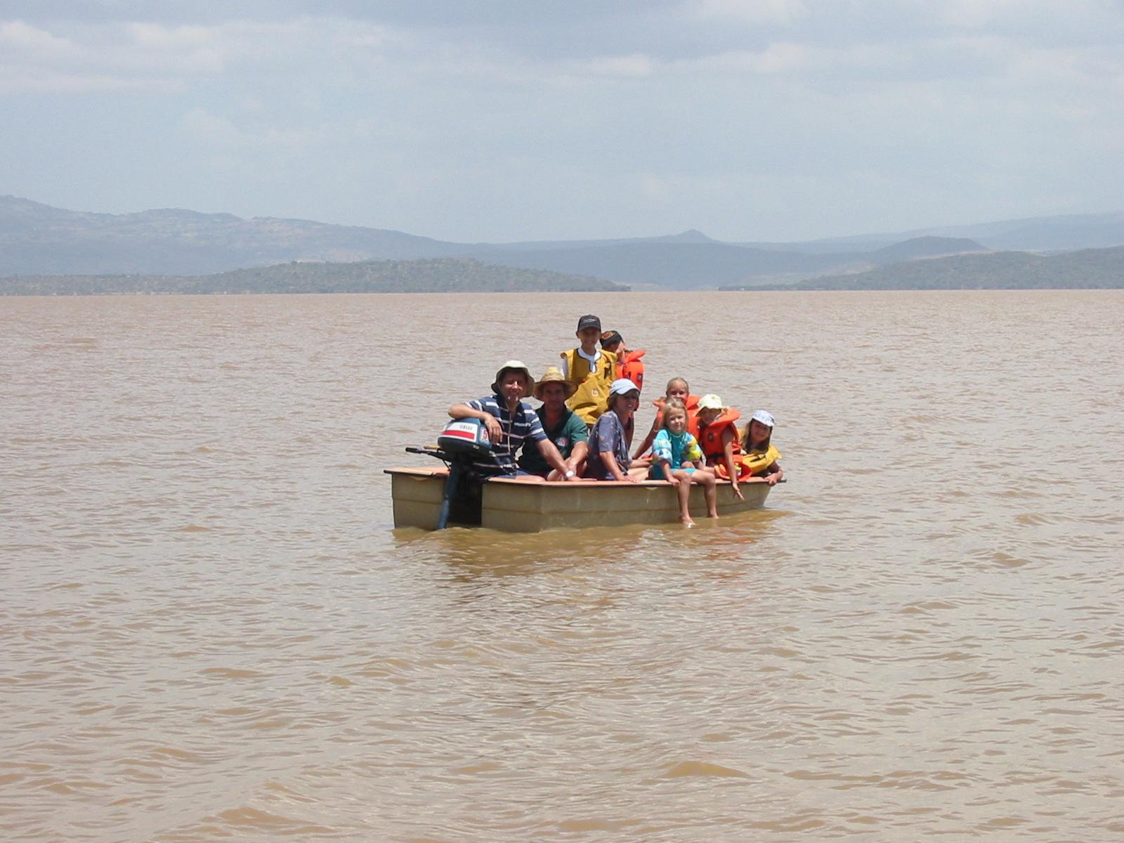 Turnbull Kwaheri Sale Boat Tabur Yak Iii