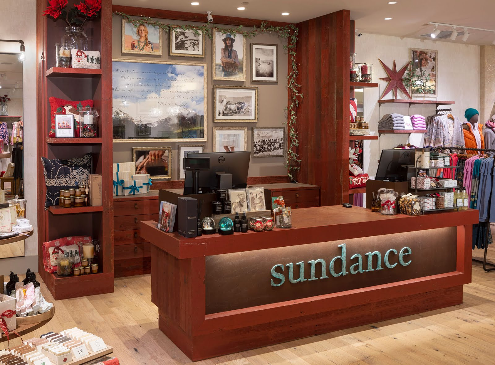 inside a sundance store to be inspired