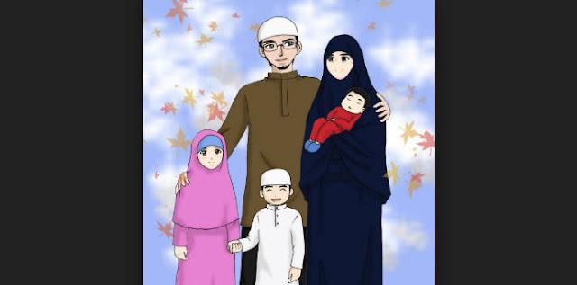 visi rumah tangga muslim