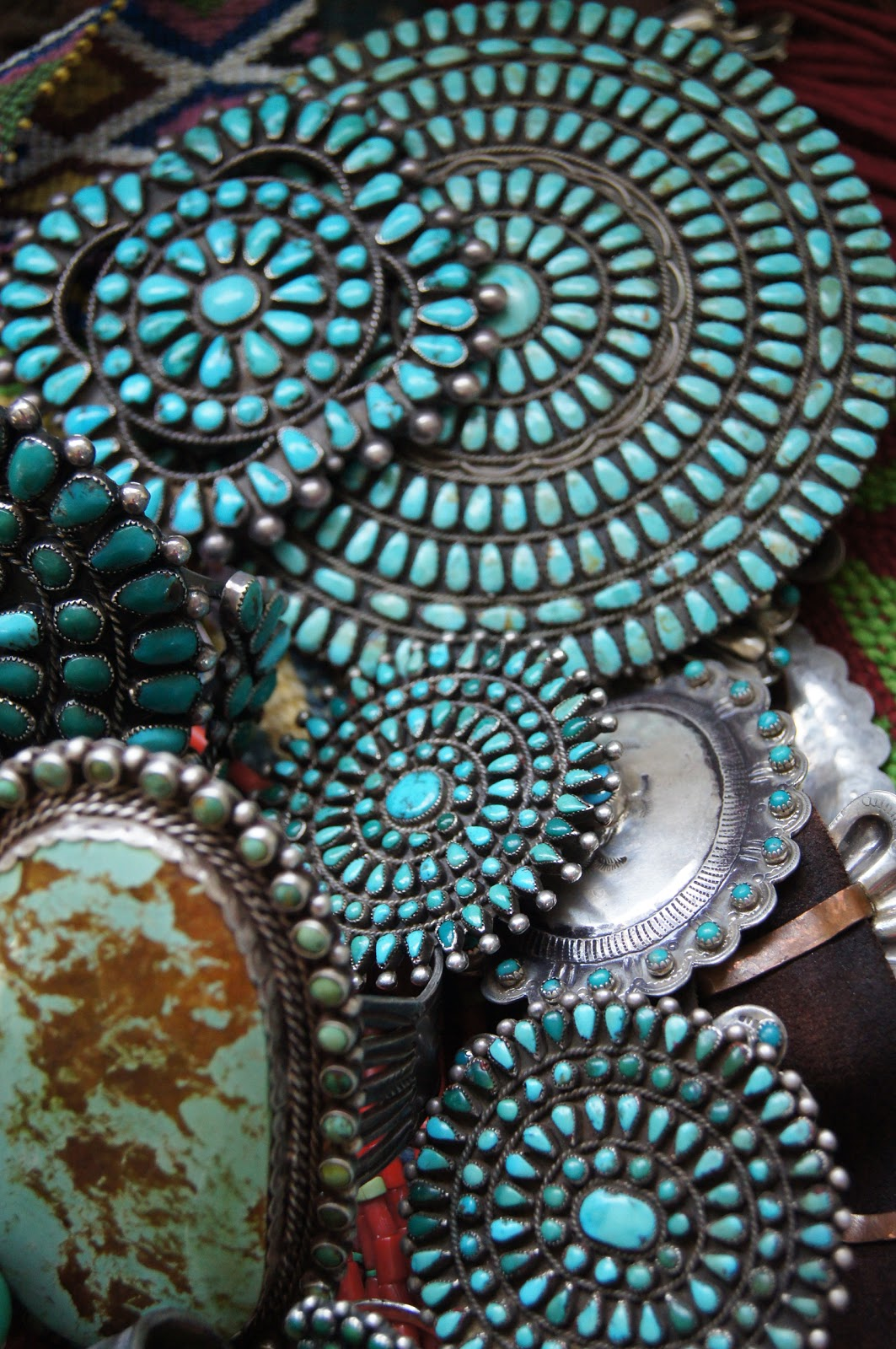 Uchizono Gallery: Native American Jewelry Collection From ...